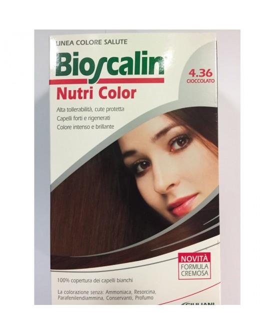 Bioscalin NutriColor 7,36 Nocciola - Farmaunclick.it