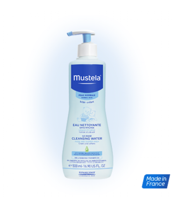 Mustela Fluido Detergente Senza Risciacquo 300ml -