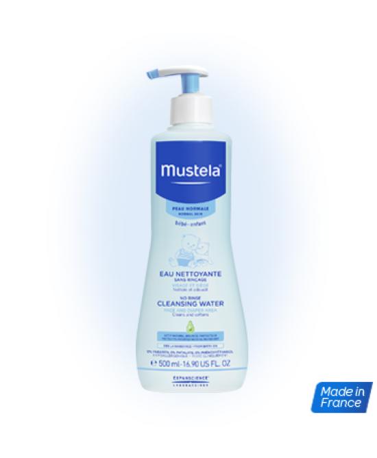 Mustela Fluido Detergente Senza Risciacquo 300ml - Farmastar.it