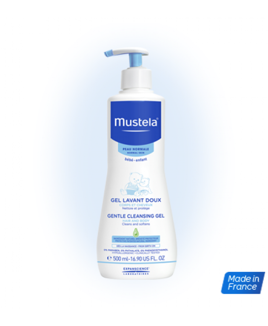 Mustela Detergente Delicato 500ml - Farmafamily.it