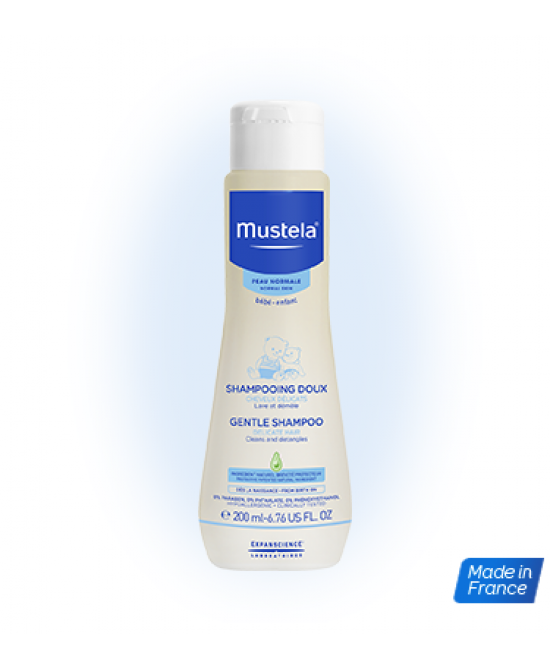 Mustela Shampoo Dolce 500ml - Farmastar.it