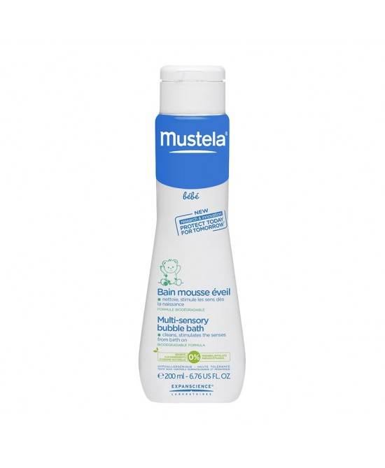 Mustela Bagnetto Mille Bolle 200ml - Farmacistaclick