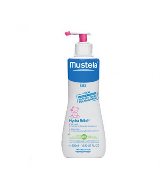 Mustela Hydra Bebe' Latte Corpo 500ml - Farmastar.it