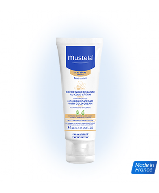 Mustela Crema Nutriente Con Cold Cream 40ml - Farmastar.it