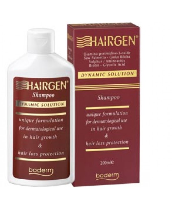 HAIRGEN SHAMPOO 200 ML - FARMAEMPORIO