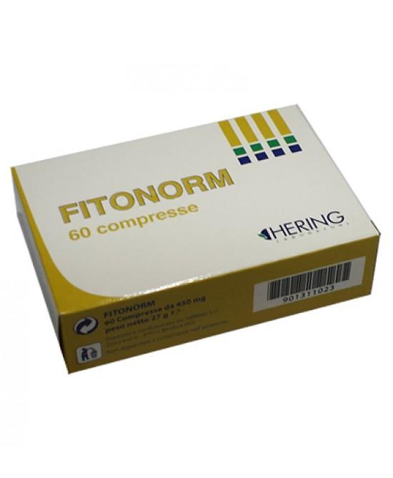 FITONORM 60 COMPRESSE - Farmaseller