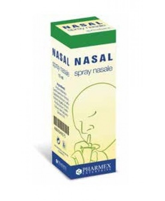 Pharmex Nasal Spray Nasale 15ml - Farmapage.it