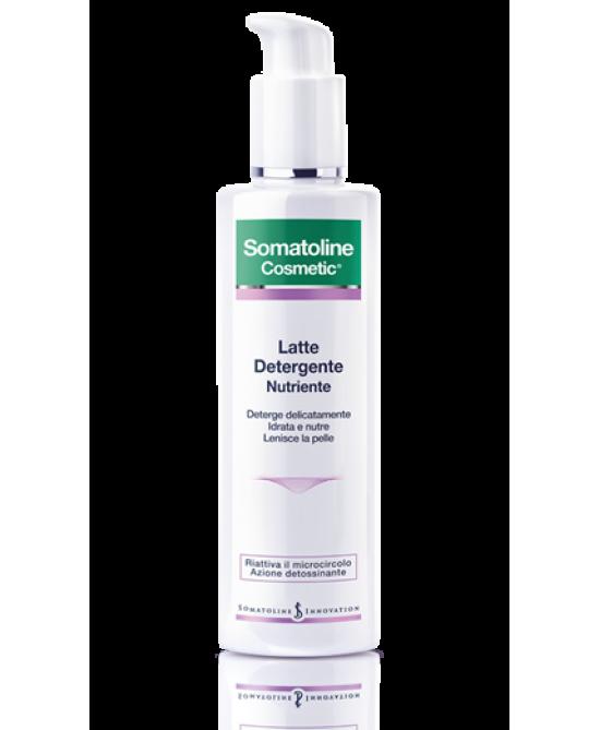 Somatoline Cosmetic Lift Effect Latte Detergente 200ml - Farmaunclick.it