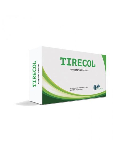 TIRECOL 30 COMPRESSE - latuafarmaciaonline.it