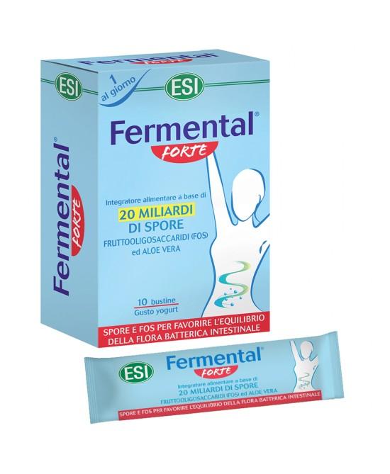 FERMENTAL FORTE 10BUST prezzi bassi