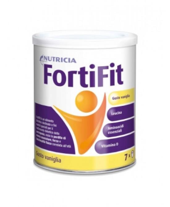 FORTIFIT VANIGLIA 280 G - Farmaci.me