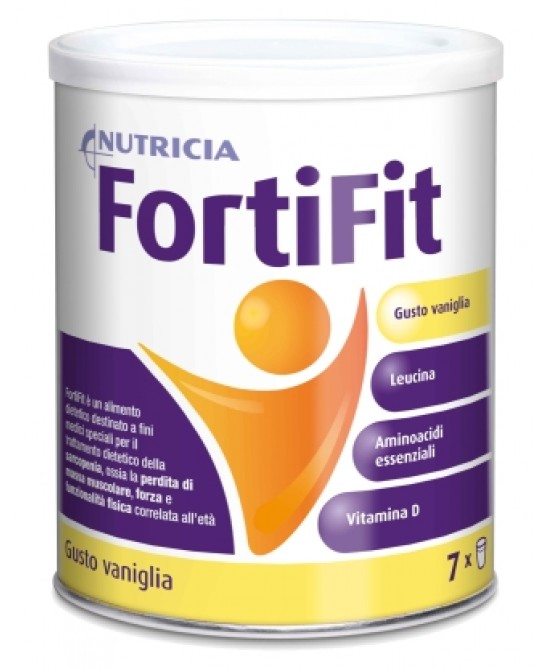 FORTIFIT FRAGOLA 280 G - Zfarmacia