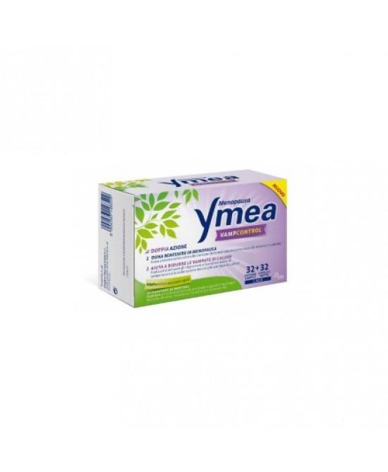 Ymea Vamp Control Integratore Alimentare 64 Compresse - Farmaciasconti.it