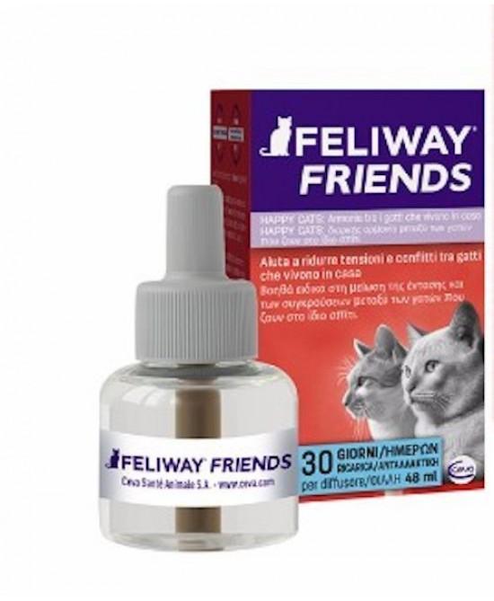 Feliway Friends Ricarica 48ml - Farmafamily.it