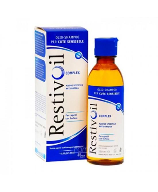 Restivoil Complex Olio-Shampoo 250ml - Farmaunclick.it