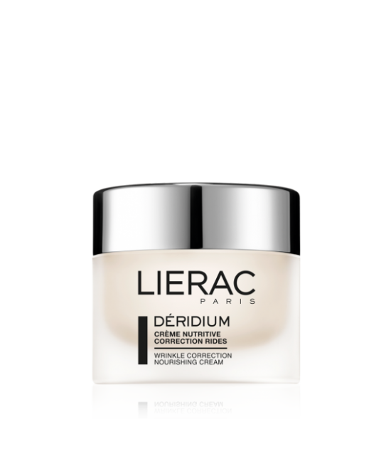 Lierac Déridium Crema Nutriente Rughe 50ml - Antica Farmacia Del Lago