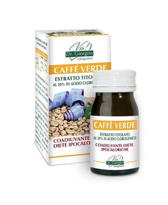 Dr. Giorgini Caffè Verde Estratto Titolato Integratore 60 Pastiglie