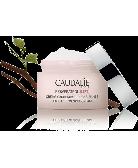 Caudalie Resveratrol Lift Creme Cashmere Ridensificante 50ml - Farmawing