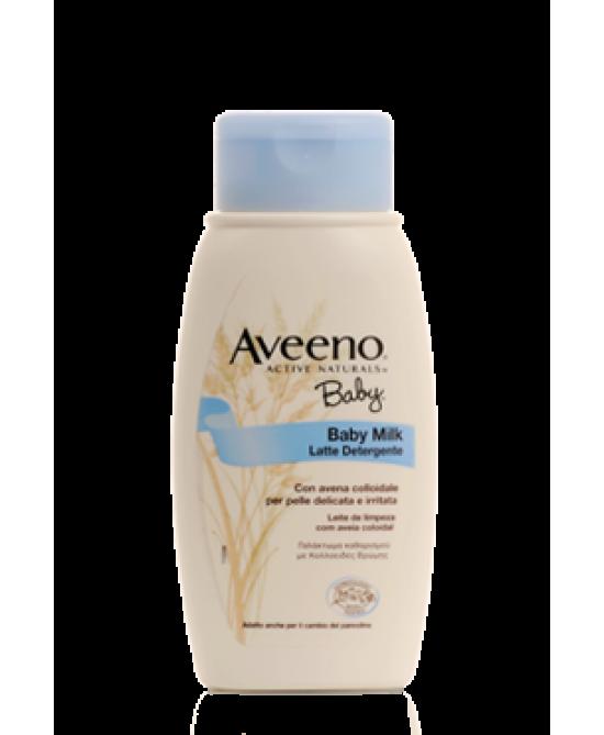 Aveeno Baby Latte Detergente 300ml - Farmacistaclick
