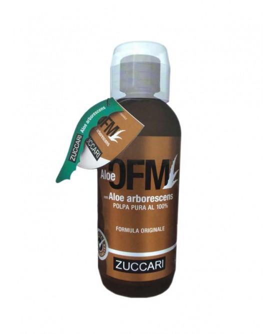 Zuccari Aloe OFM con Aloe arborescens 500 ml - La tua farmacia online