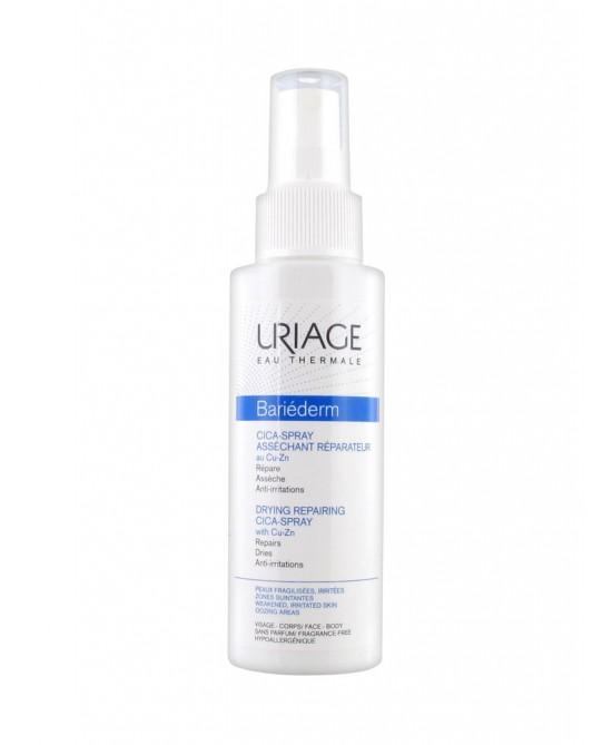 Uriage Bariéderm Cica-Spray Assorbente Riparatore Lenitivo 100 ml