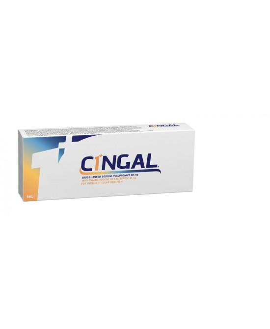 Cingal Siringa Preriempita 4ml - Farmapage.it
