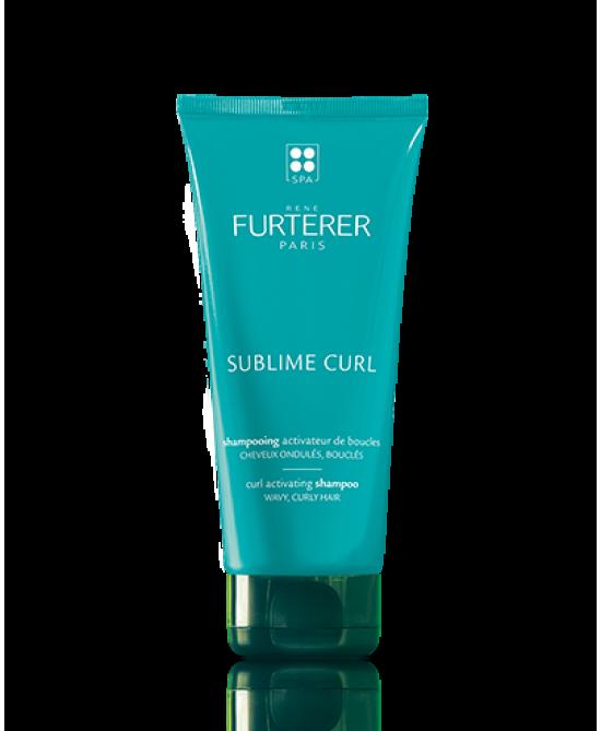 René Furterer Sublime Curl Shampoo Attivatore Di Ricci 200ml - Farmacento