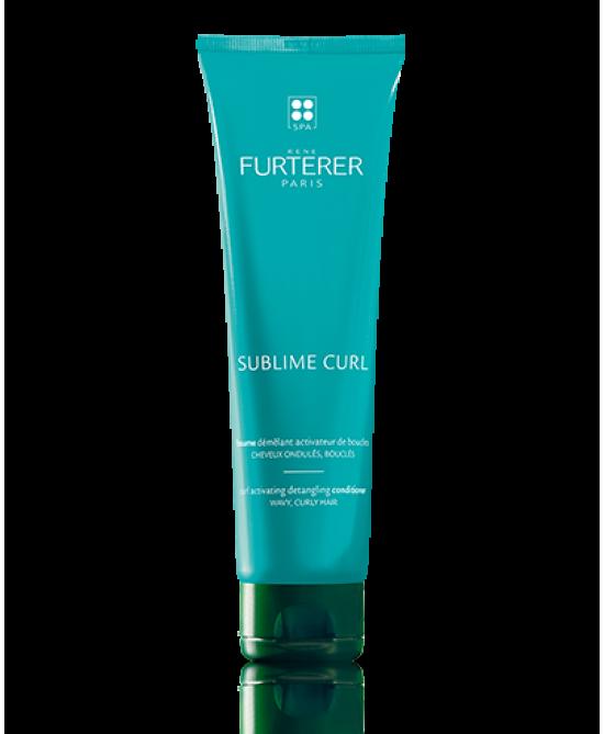 René Furterer Sublime Curl Balsamo Districante Attivatore Di Ricci 150ml - Farmacento