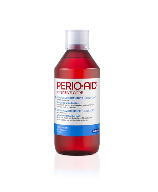 PerioAid Intensive Care Collutorio con Clorexidina 0,12% 500 ml