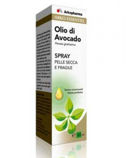 Arko Essentiel Olio Di Avocado Spray 100ml