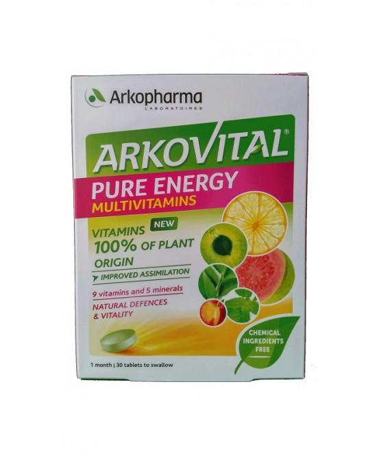 ARKOVITAL PURE ENERGIE 30CPR-971308426