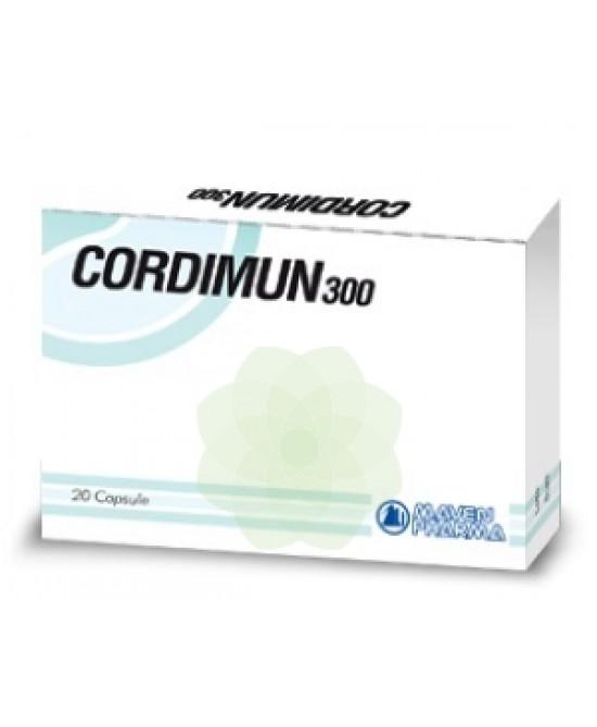 Cordimun 300 Integratore 15 Compresse