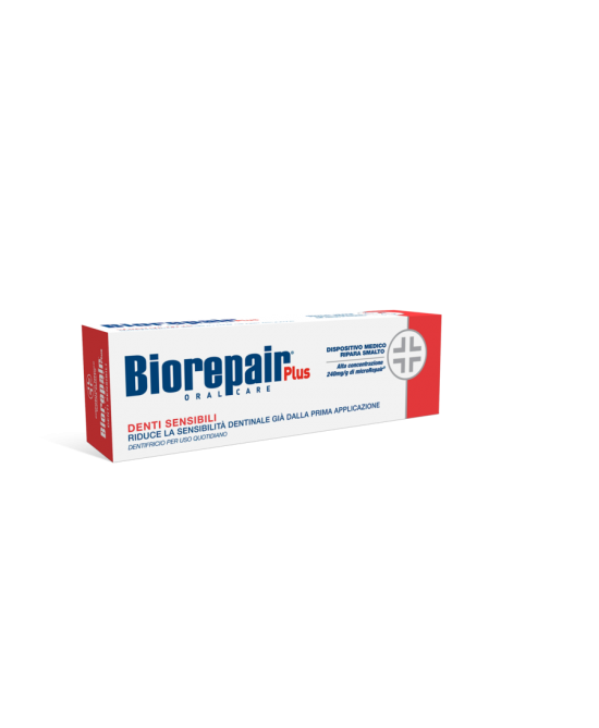 Biorepair Oral Care Plus Denti Sensibili Dentifricio 75ml -