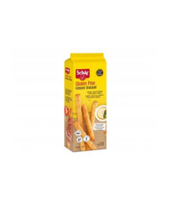 Schar Grissini Ondulati Senza Glutine 150 g - Farmapc.it