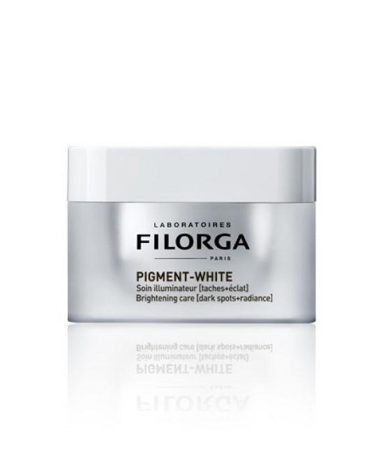 Filorga Pigment White Crema Sbiancante Macchie Scure 50ml - Farmaci.me