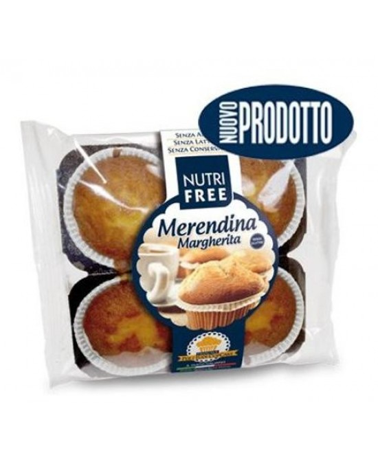 NutriFree Merendina Margherita Senza Glutine 160g