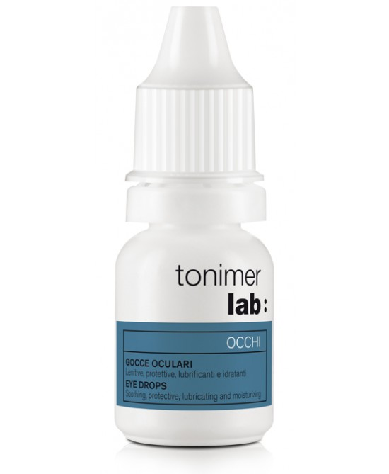 Tonimer Lab Occhi Gocce Oculari 10ml - Farmafamily.it