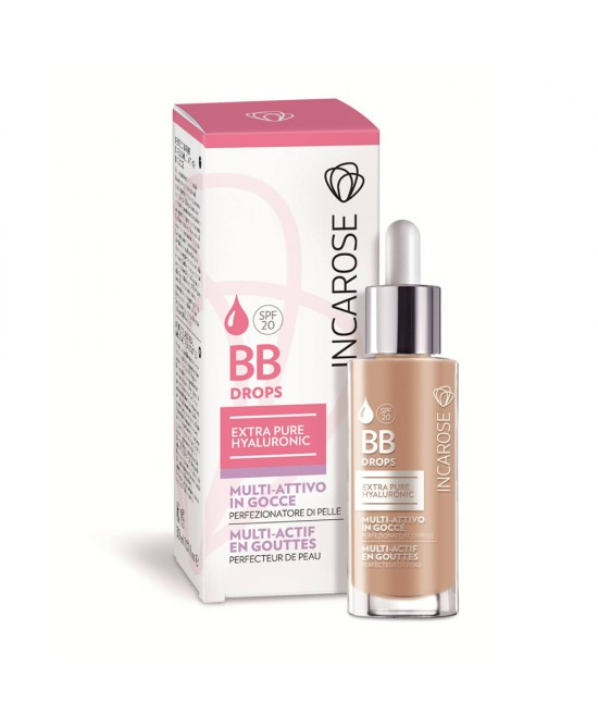 IncaRose Bb Drops Colore Medium 30ml