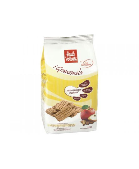 Benessere I Granomela Biscotti Integrali Senza Zuccheri Aggiunti 250 g