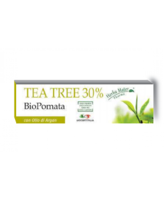 TEA TREE 30% BIOPOMATA - Carafarmacia.it