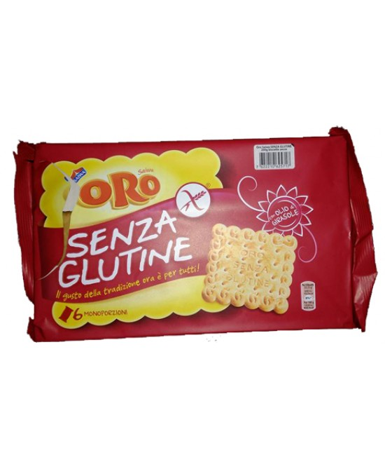 Oro Saiwa Biscotti Senza Glutine 200 g