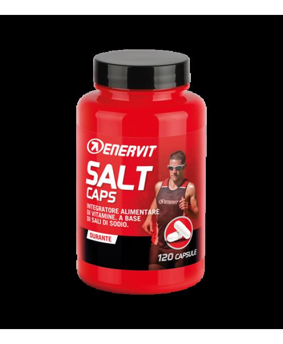 Enervit Salt Caps Integratore Alimentare 120 Capsule - Farmaconvenienza.it