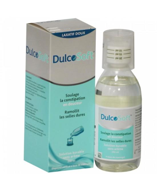Dulcosoft Soluzione Orale Integratore Alimentare 250ml - Speedyfarma.it