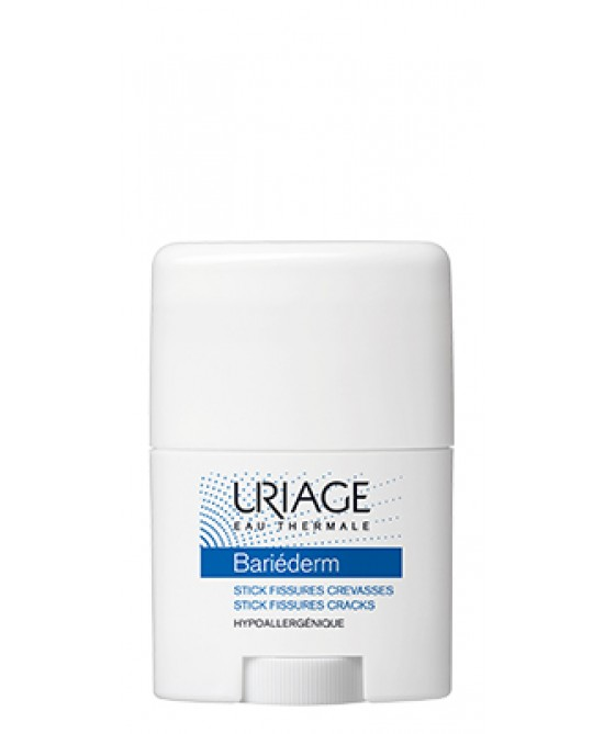 Uriage Bariéderm Stick Isolante Riparatore Pelle Secca e Screpolata 22 g