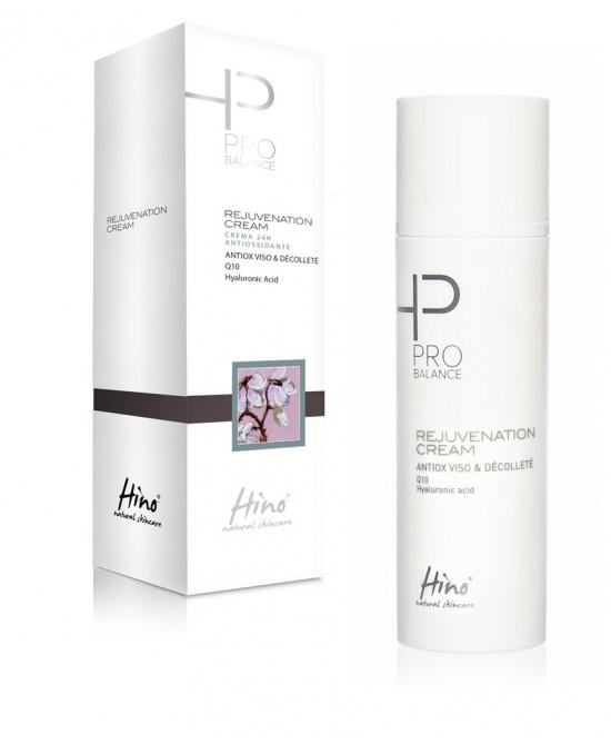 Hino Pro Balance Rejuvenation Cream Crema 24H Antiossidante Barattolo 50ml - Farmaconvenienza.it