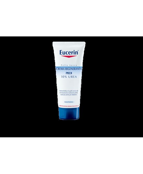 Eucerin 10% Urea Crema Rigenerante Piedi -