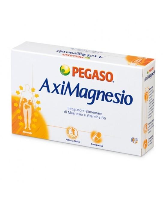 Aximagnesio Integratore Alimentare 40 Compresse - Farmaciaempatica.it