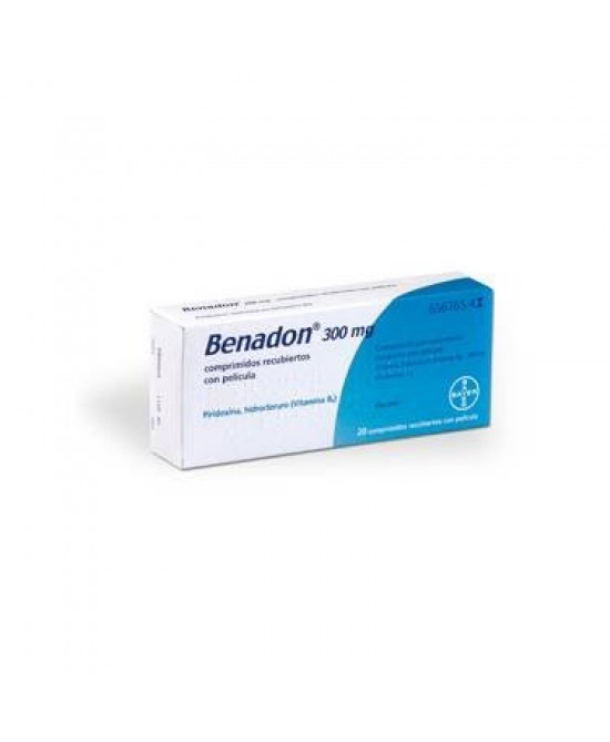 Benadon 300mg  10 Compresse Gastroresistenti - Farmia.it