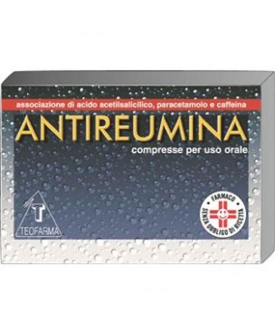 Antireumina Compresse Acido acetilsalicilico / Paracetamolo 10 Compresse offerta