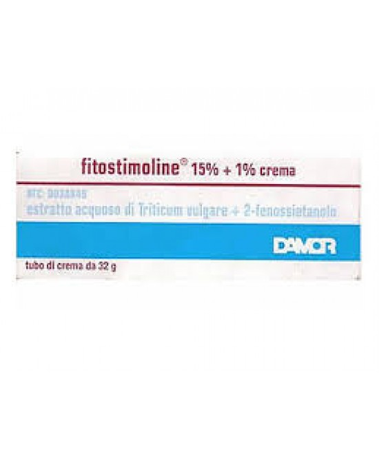 Fitostimoline 15%+1% Crema 32g - Spacefarma.it